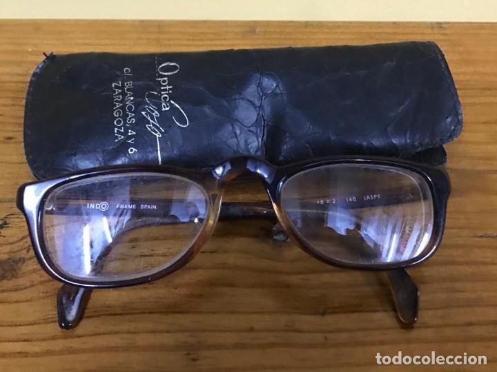 Vintage: GAFAS GRADUADAS VINTAGE MARCA INDO - Foto 3 - 246587740