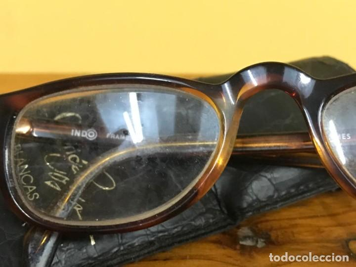 GAFAS GRADUADAS VINTAGE MARCA INDO (Vintage - Moda - Complementos)