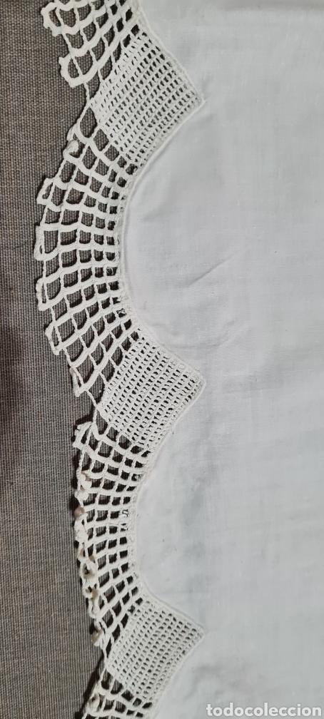 Vintage: Preciosa sabana individual con funda de almohada a juego - Foto 3 - 246637575