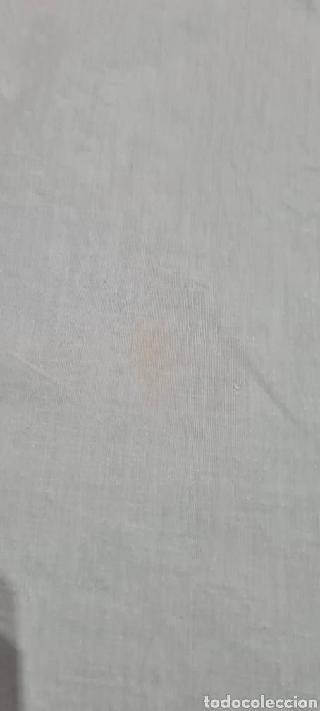 Vintage: Preciosa sabana individual con funda de almohada a juego - Foto 5 - 246637575