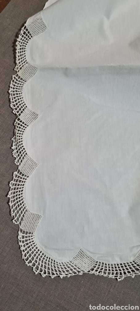 Vintage: Preciosa sabana individual con funda de almohada a juego - Foto 6 - 246637575