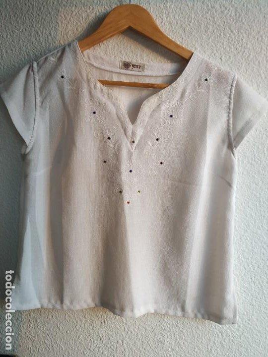 Vintage: Par de camisas camisetas vintage. Talla M - Foto 4 - 246734820