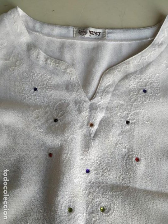 Vintage: Par de camisas camisetas vintage. Talla M - Foto 7 - 246734820