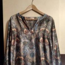 Vintage: BLUSA CAMISOLA AMICHI TALLA XL. Lote 247227175
