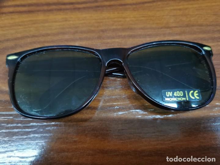 Vintage: Gafas de sol publicitarias de puritos entrefinos de los años 90 sin estrenar - Foto 4 - 247299855