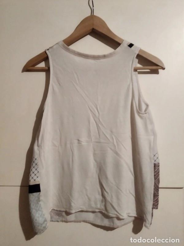 Vintage: Camiseta Zara talla S - Foto 4 - 248491350