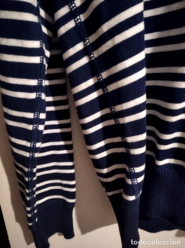 Vintage: Jersey Suéter G Star Raw talla L azul - Foto 4 - 248569520