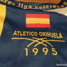 Vintage: CAMISETA ATLÉTICO ORIHUELA VINTAGE. PLAYER WORN (EXCLUSIVA TC). Lote 249291455