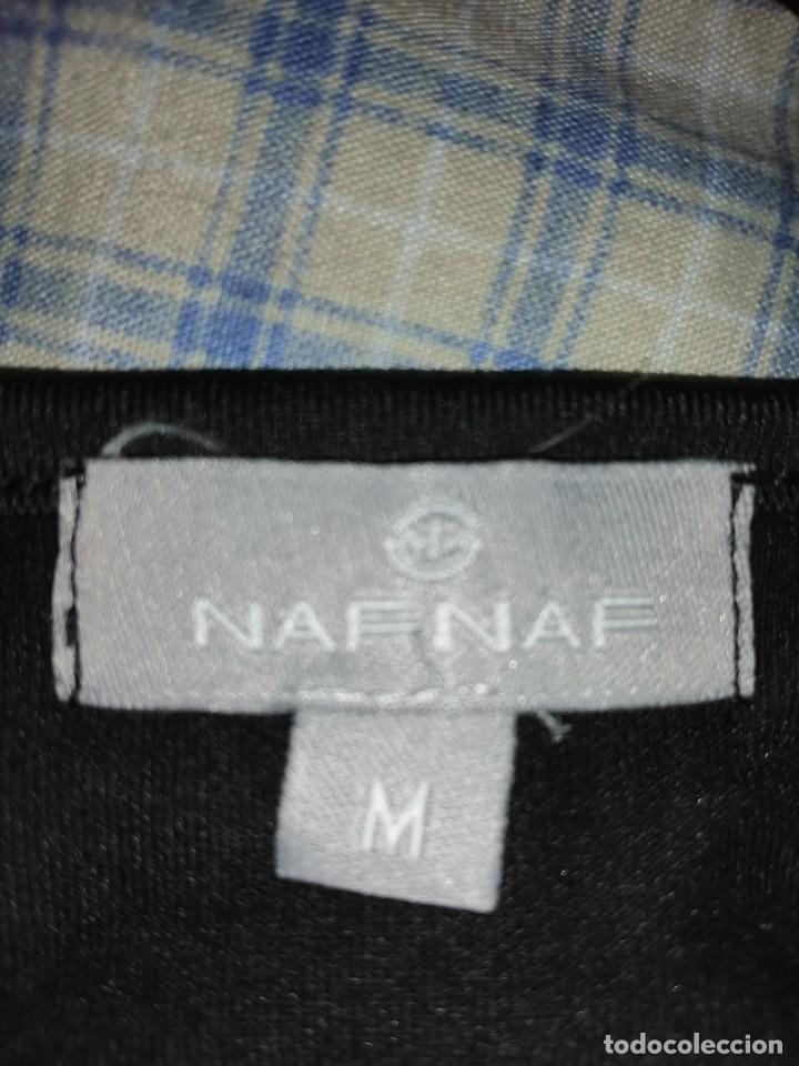 Vintage: Camiseta naf naf - Foto 6 - 251191705