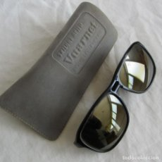 Vintage: GAFAS DE SOL VUARNET POILLOUX FRANCE, FUNDA ORIGINAL. Lote 251353755