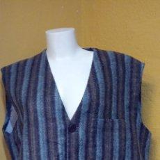 Vintage: CHALECO PARA HOMBRE. COLOR MARRON. TALLA XXL.. Lote 253414135