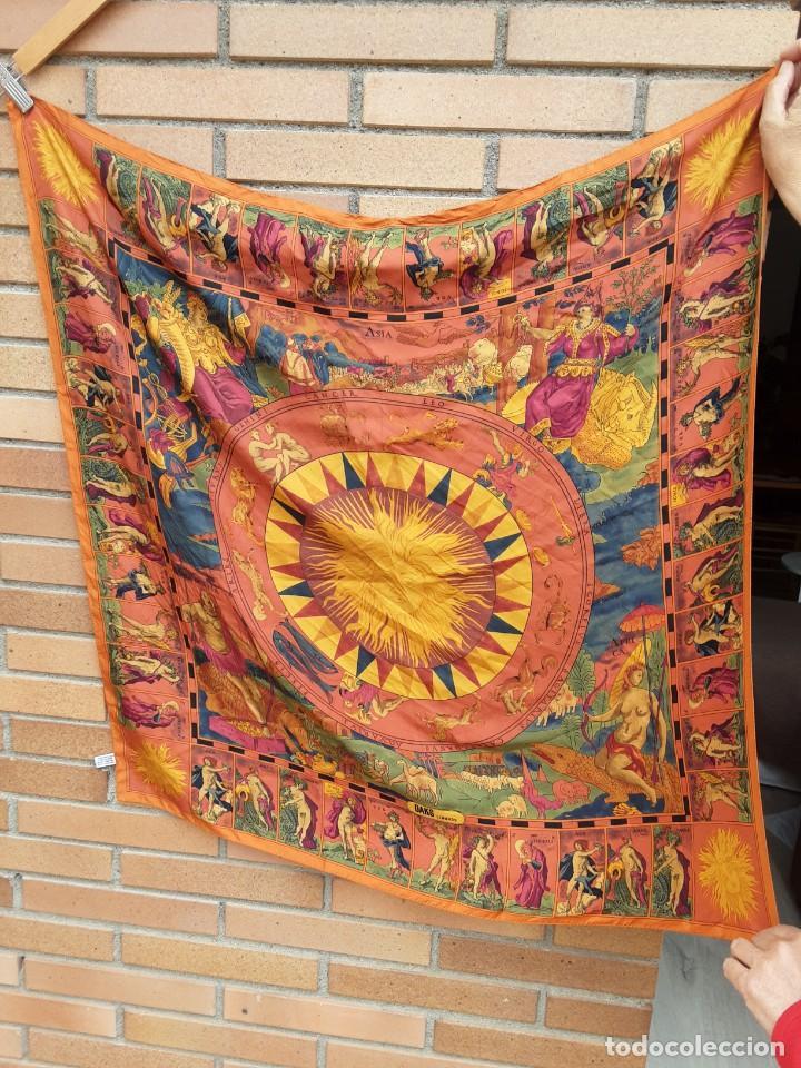 Vintage: Lote de 3 pañuelos - Foto 8 - 253573570