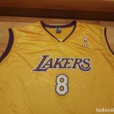 Vintage: KOBE BRYANT LEGEND LAKERS XXL NBA CAMISETA BASKET BASQUET SHIRT. Lote 254102415