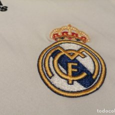 Vintage: ORIGINAL | FUTBOL | TALLA M | CAMISETA DEL REAL MADRID CHAMPIONS LEAGUE. Lote 254104250