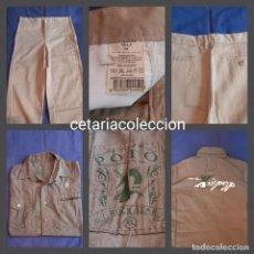 Vintage: CONJUNTO CABALLERO (VERANO) PANTALÓN Y CAMISA. LEER DESCRIPCIÓN, VER FOTOS. Lote 254402730