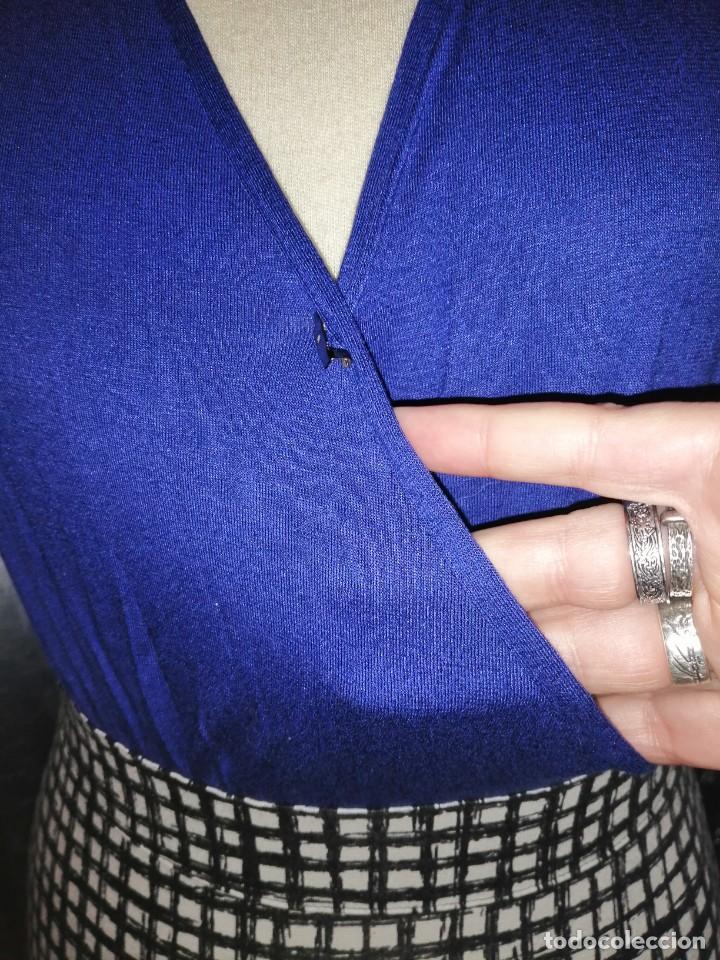 Vintage: Vestido zalando - Foto 4 - 254550970