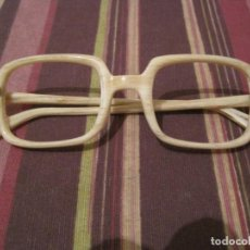 Vintage: GAFAS MONTURA PLASTICO??? CAREY??? AÑOS 60 VINTAGE. Lote 254885810