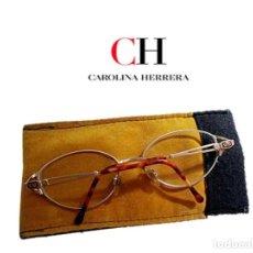 Vintage: GAFAS CAROLINA HERRERA MODELO CH710 NEW YORK. Lote 255554565