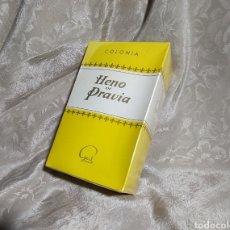 Vintage: HENO DE PRAVIA COLONIA SIN ABRIR COLONIA ANTIGUA. Lote 255664595
