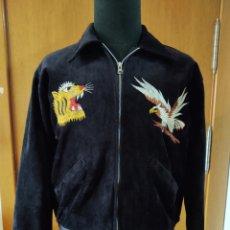Vintage: TOUR JACKET EAGLE TIGER. TALLA M ESPAÑOLA. Lote 257713625