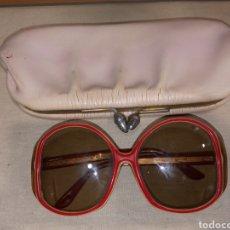 Vintage: LOTE GAFAS SOL RABANNE RENATA Y CARTERA MONEDERO. Lote 261790955