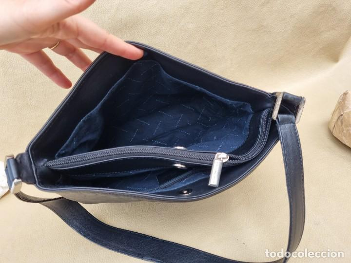 Vintage: Bolso de hombro Balenciaga en cuero negro - Foto 9 - 262051610