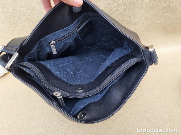 Vintage: Bolso de hombro Balenciaga en cuero negro - Foto 12 - 262051610