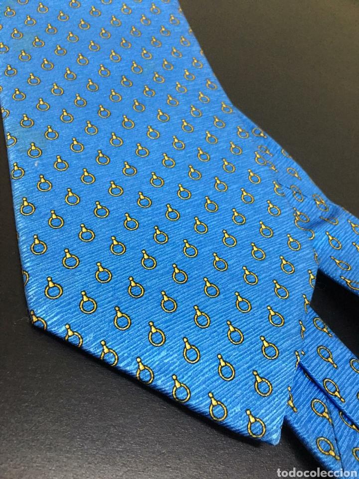 Vintage: Lote de 5 corbatas en perfecto estado. Buenas marcas, El Corte Inglés. - Foto 9 - 263054585