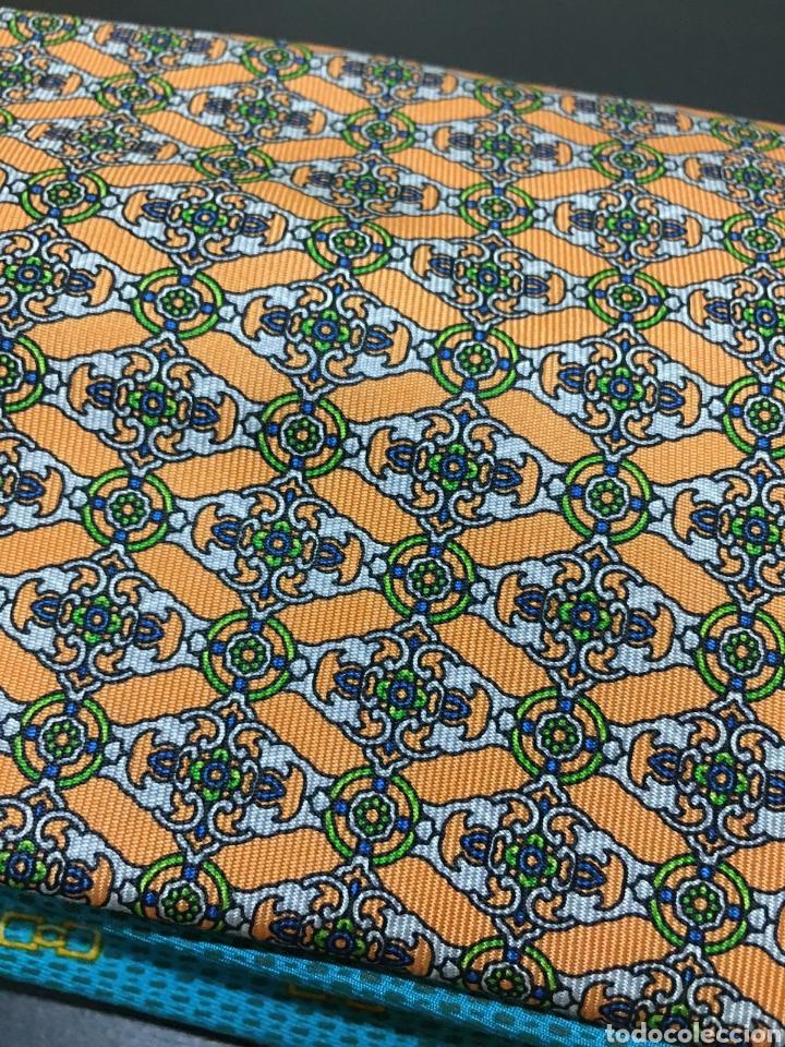 Vintage: Lote de 5 corbatas en perfecto estado. Buenas marcas, El Corte Inglés. - Foto 10 - 263054585