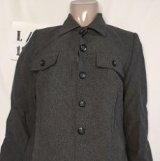Vintage: CHAQUETON GRISACEO OSCURO PROMOD CITY WEAR TALLA L. Lote 263183195