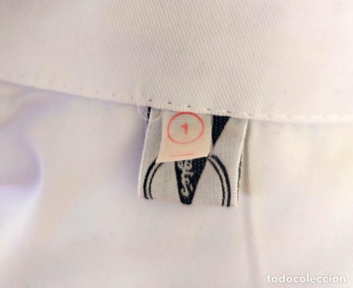 Vintage: Bata manga larga blanca laboral Talla L - Foto 4 - 263216855