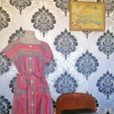 Vintage: VESTIDO VINTAGE 70'S. Lote 263605845
