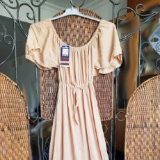 Vintage: CAMISÓN LARGO SRA. PUNTO AÑOS 70-80. Lote 263680380