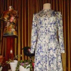 Vintage: VESTIDO VINTAGE 70'S. Lote 263699505