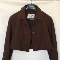 Vintage: BURBERRYS' CHAQUETA CORTA TALLA 40. Lote 264973899