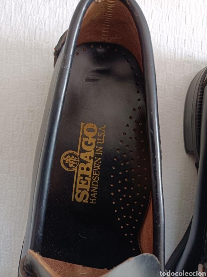 Vintage: Sebago auténtico N 42 - Foto 2 - 266411538