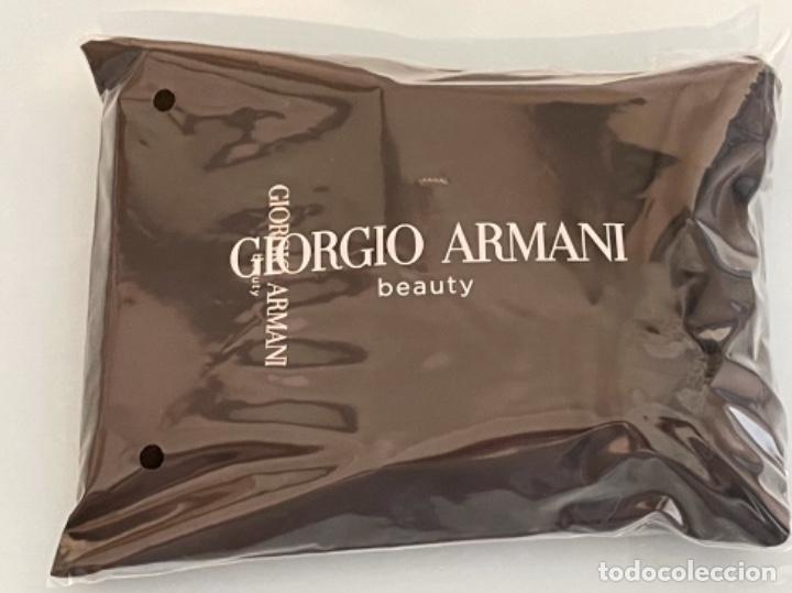 Vintage: Neceser de bolso de Giorgio Armani. Nuevo con muestras de perfume y colorido. - Foto 14 - 266912384