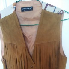 Vintage: CHALECO ANTE. Lote 268799079