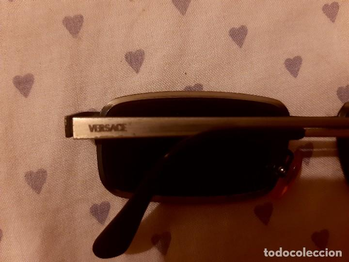 Vintage: Gafas versace antiguas - Foto 4 - 268903569