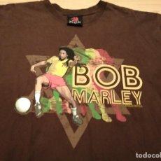 Vintage: BOB MARLEY. CAMISETA MARCA ZION. Lote 268951314
