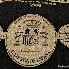 Vintage: BOXEO.CLUB DE BOXEO SAGA HEREDIA. Lote 268953869