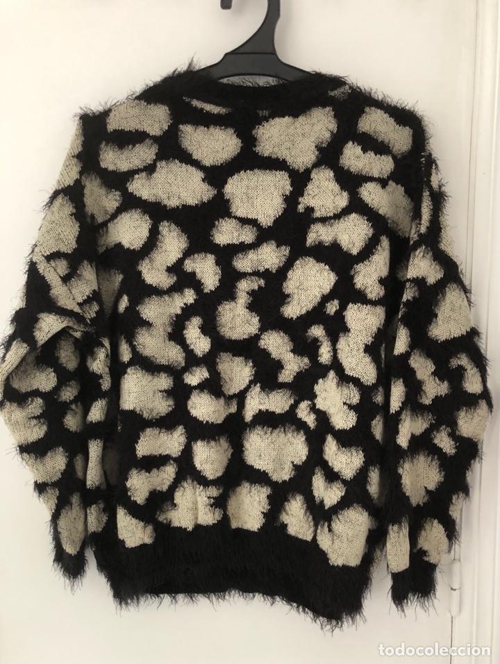 Vintage: Suéter Blanco y Negro - Foto 2 - 269481158