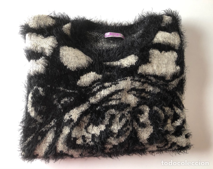 Vintage: Suéter Blanco y Negro - Foto 4 - 269481158