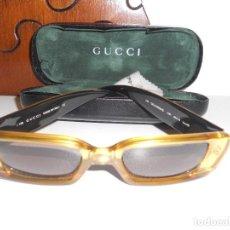 Vintage: GAFAS DE SOL GUCCI SUNGLASSES. Lote 269736293