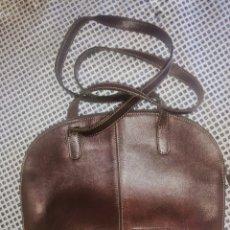 Vintage: BOLSO VINTAGE DE PIEL.. Lote 269957913
