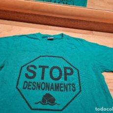 Vintage: CAMISETA PLATAFORMA STOP DESAHUCIOS. SÍ SE PUEDE!!. Lote 272124883