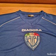 Vintage: CAMISETA ASOCIACIÓN ITALIANA DE ÁRBITROS -FIGC (DIADORA. NUEVA). Lote 273495083