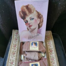 Vintage: CAJA DE MEDIAS MIRAME. ANOS 40-50. Lote 273950633