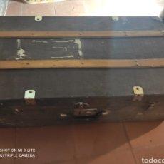 Vintage: ANTIGUA MALETA. Lote 275785723