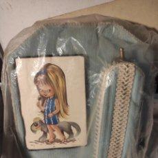 Vintage: PRECIOSO CEPILLO VINTAGE. Lote 275788333